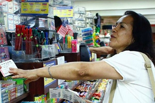 Someone from the Philippines can become $137 million richer this Saturday