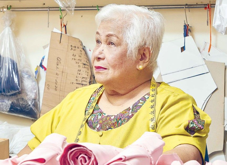 What�s keeping Sylvia Borja inspired?
