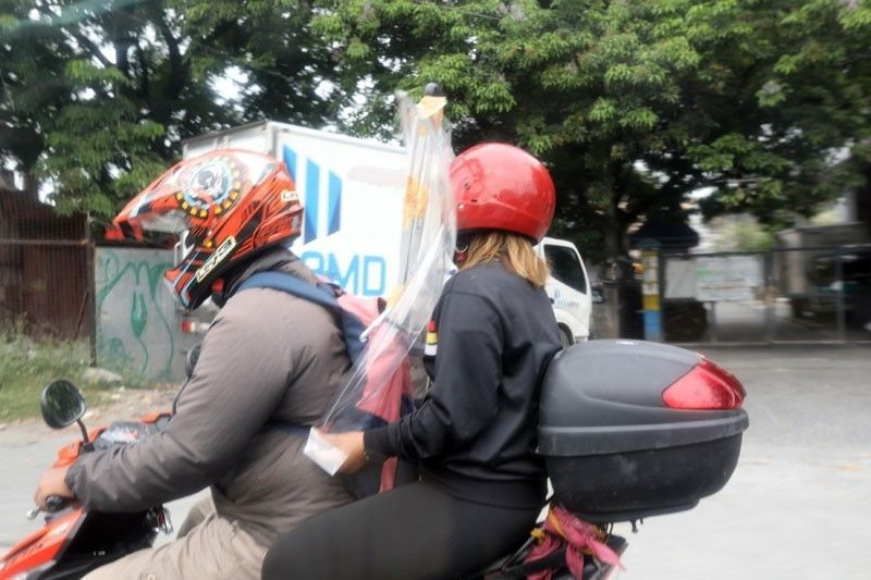 Government to enforce motorbike barrier rule today