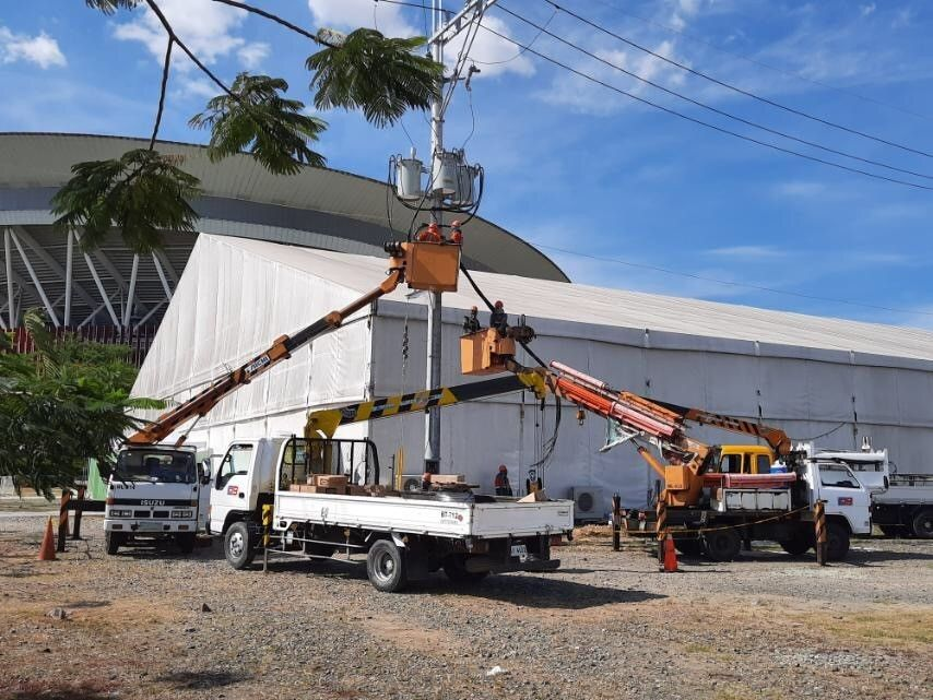 Meralco provides continuous power supply to COVID-19 treatment centers