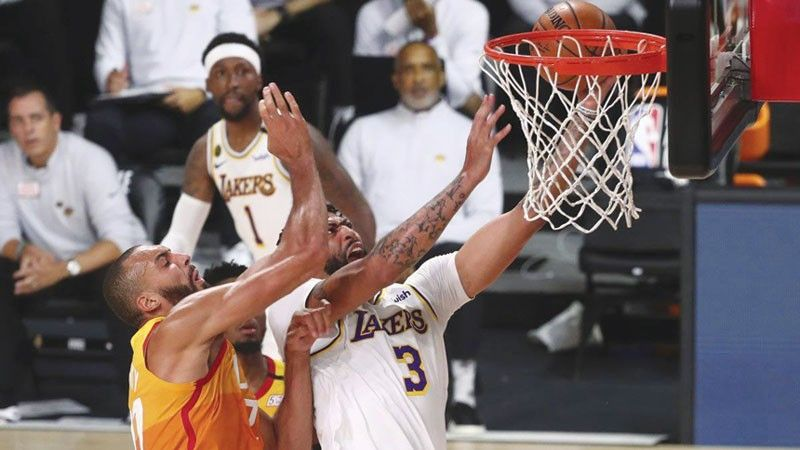 Lakers top seed sa Western Conference