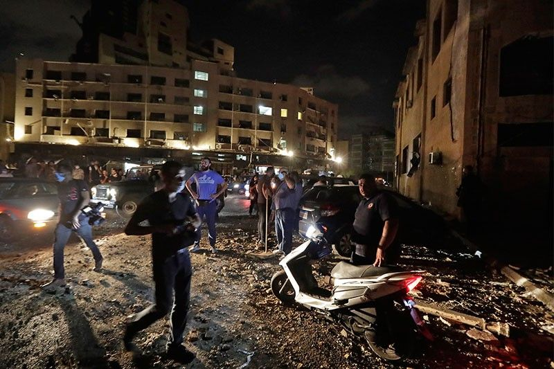2 Filipinos killed, 8 injured in Lebanon blasts