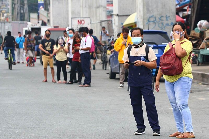 Philippines adds 3,462 new COVID-19 cases; total climbs past 115,000
