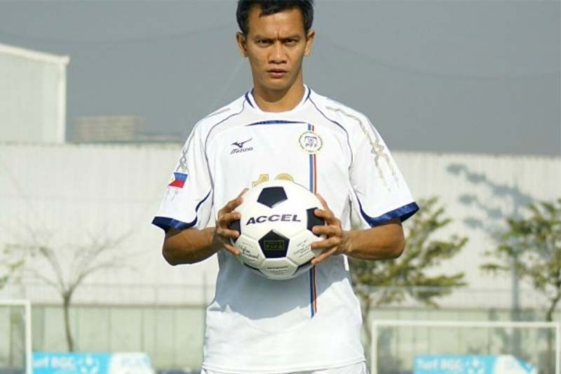 Ex-Azkals star Chieffy Caligdong grooming Fil-Foreign prospects for national team