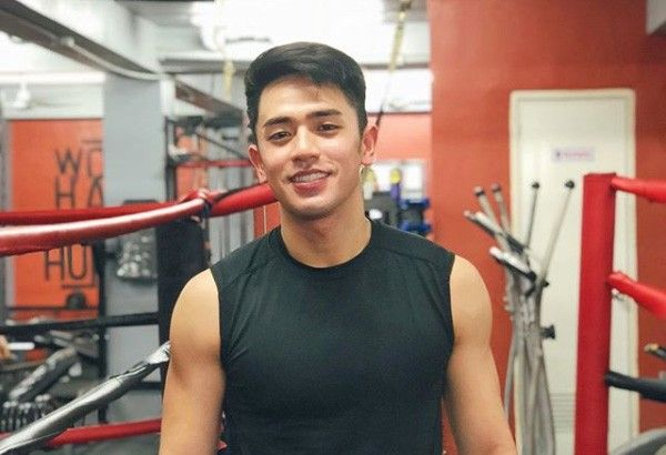 How to make most out of lockdown: Kapuso hunk David Licauco shares tips