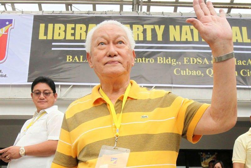 Fred Lim, senator, mayor, tough cop, 90