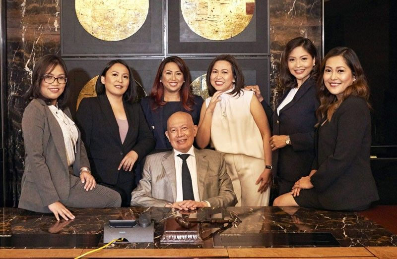 Top lady law warriors discuss world's first cyberheist lawsuit, a celebrated concubinage case & bank default cases