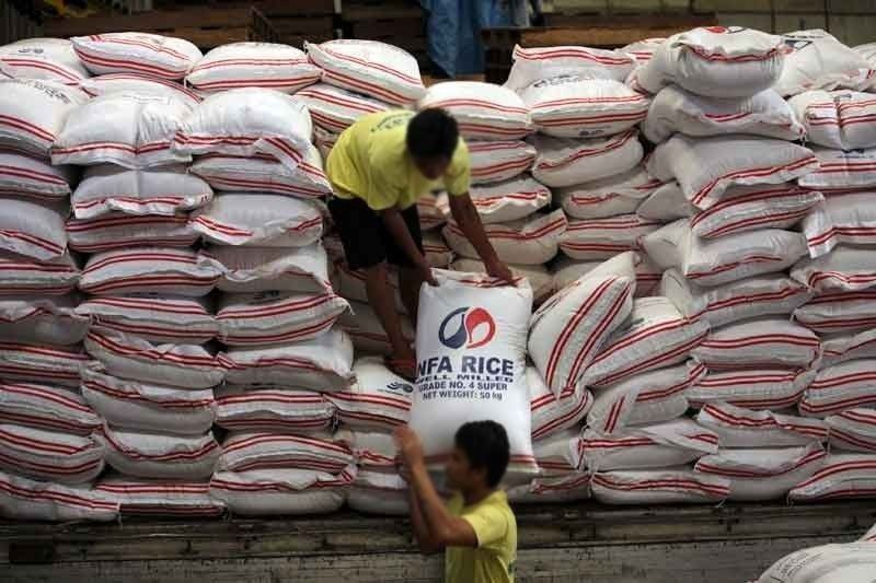 NFA rice inventory stands at only 7 million bags