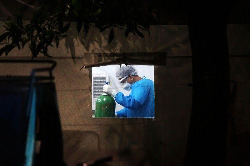 Halos 7,000 bagong talang COVID-19 cases sa bansa; kaso umabot na sa 136,638