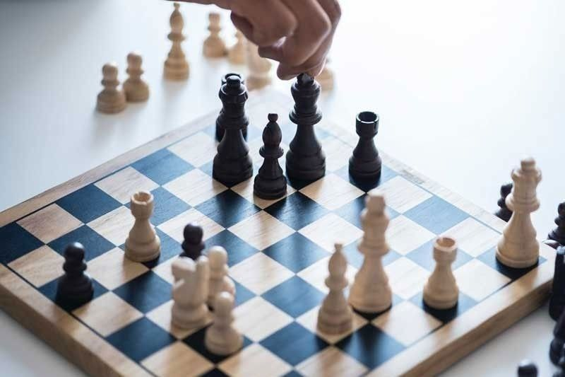 Bernardo on a roll, powers Filipino chessers past top-seeded Poland
