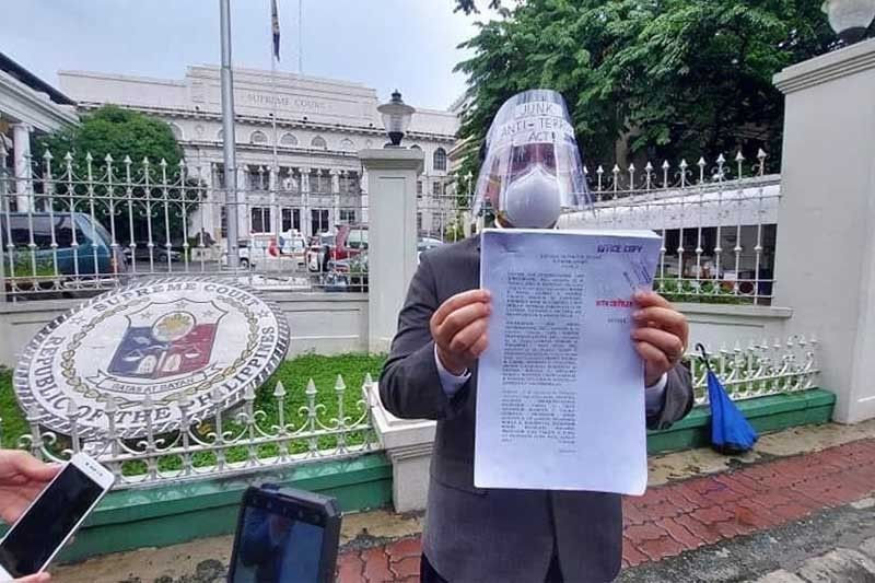 CenterLaw, VERA files and Lyceum law profs assail anti-terrorism law