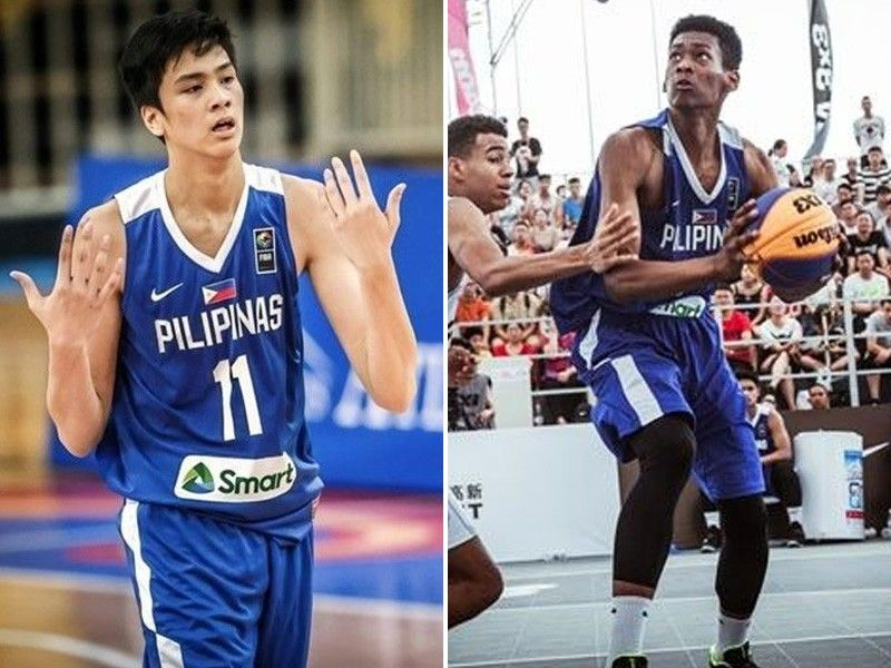 Kai Sotto, AJ Edu to be longtime Gilas vital cogs