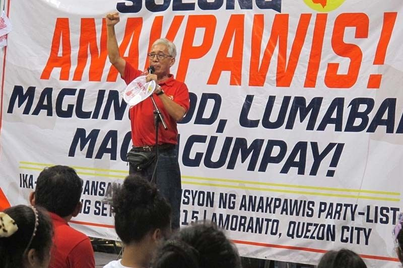 Anakpawis: Police took body of slain peace consultant, arrested paralegal