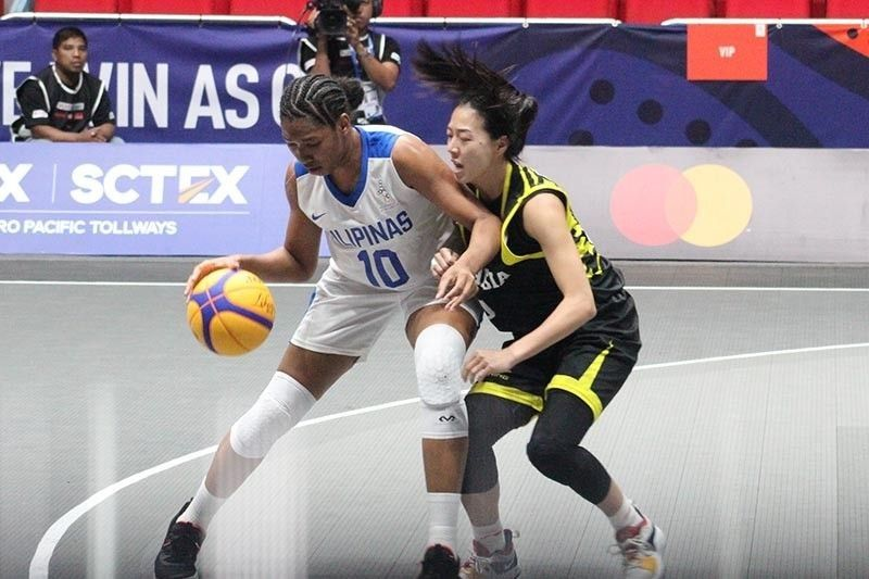 Gilas women's chief Jack Animam continues hard grind