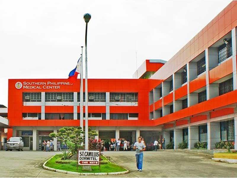 SPMC is regional COVID-19 center, serves patients beyond Davao � PhilHealth exec