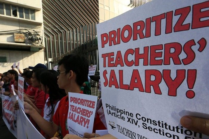 Private school teachers lobby for better aid, wage subsidy in Bayanihan 2