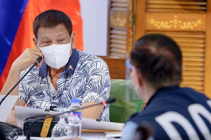 Duterte's legal counsel defends memo barring Cabinet from attending Senate probe