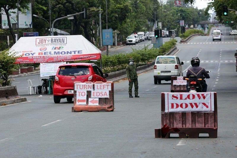 �No need to lock down 25 Quezon City barangays�