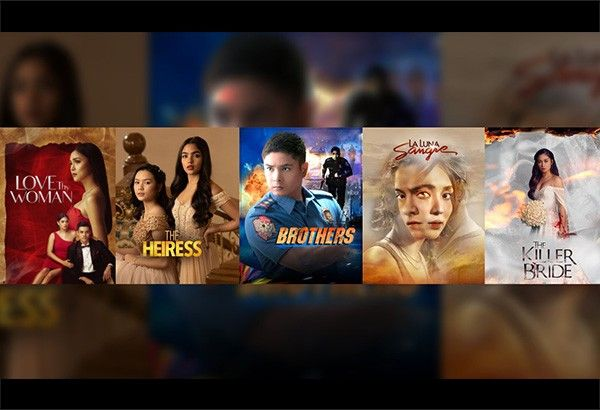 ABS-CBN shows, films headed for Africa, Asia, Latin America