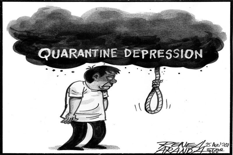 EDITORIAL - Mental health in a pandemic