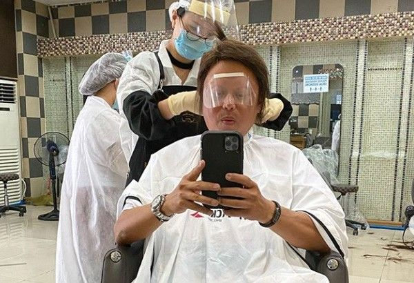 Internet users slam Arnold Clavio for 'hair time' post amid Sarah Balabagan controversy