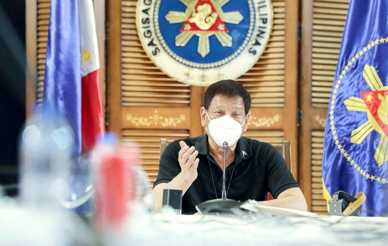 All COVID-19 funds to be accounted for � Duterte
