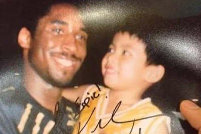 Kiefer Ravena was a 'student of Kobe's game'