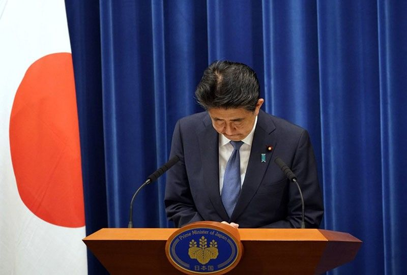 Who could lead Japan after Shinzo Abe?