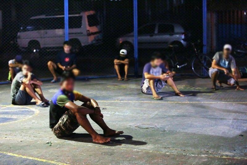 PNP: No physical punishment for curfew violators