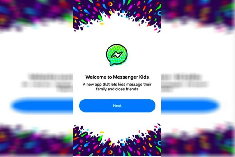 Facebook launches Messenger Kids in Philippines