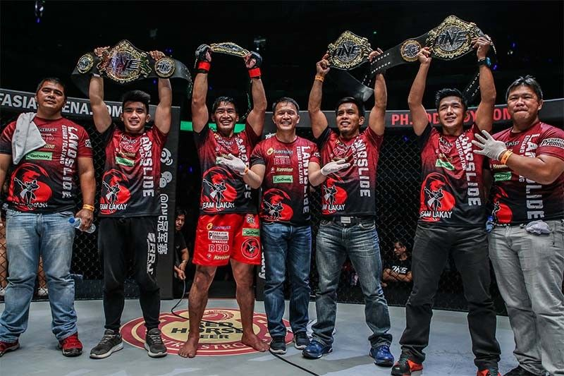 Team Lakay deals with tighter protocols after cornerman contracts coronavirus