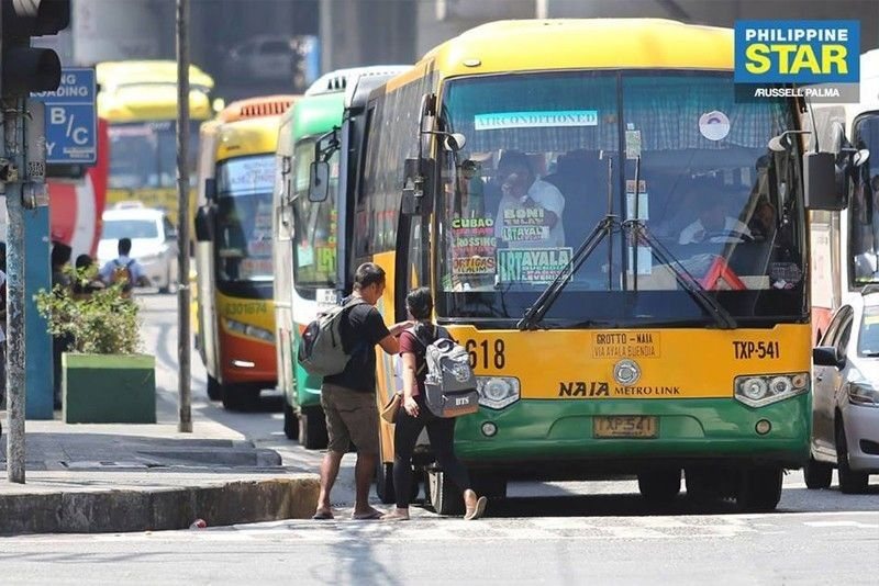 3 EDSA Busway stops open today