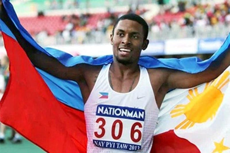 Tokyo Olympics hopeful trackster Eric Cray springs back to action