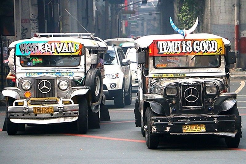 1,006 more jeepneys to ply Metro Manila routes