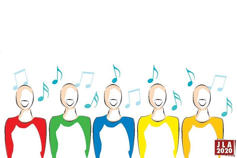 Music unites, uplifts and heals