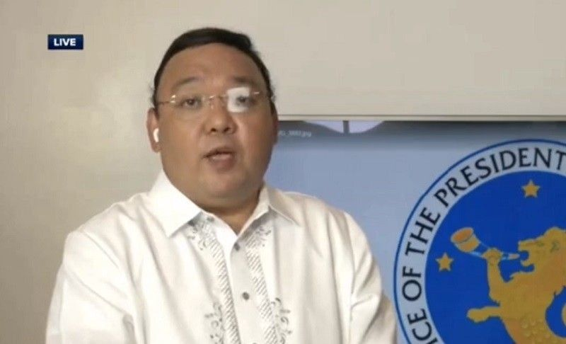 Duterte's spokesman hospitalized after testing positive for COVID-19 last month