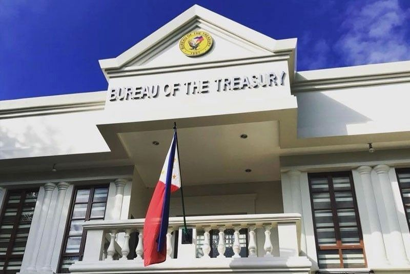 Gov't to raise P140 billion from shorter Treasury papers next month