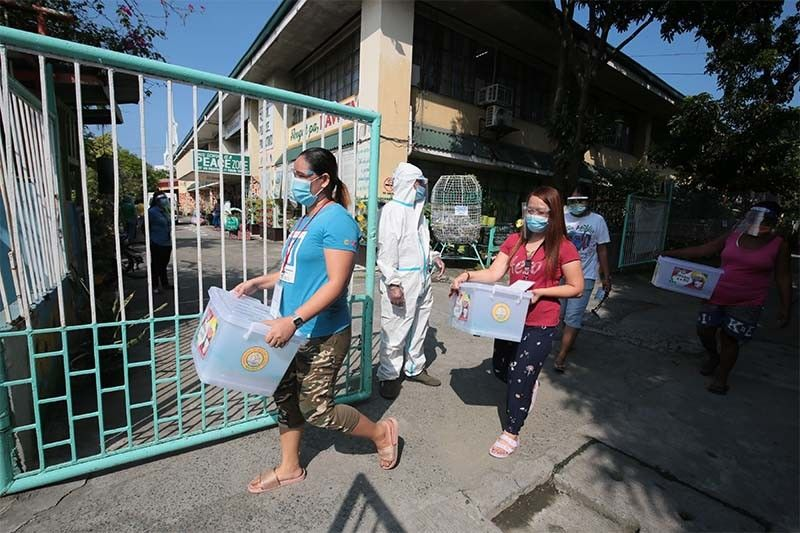 Philippines logs 3,281 new COVID-19 cases as total reaches 241,987