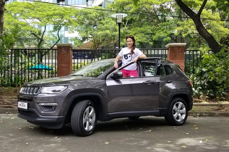 Why the Jeep Compass is the perfect partner for the active city adventurer