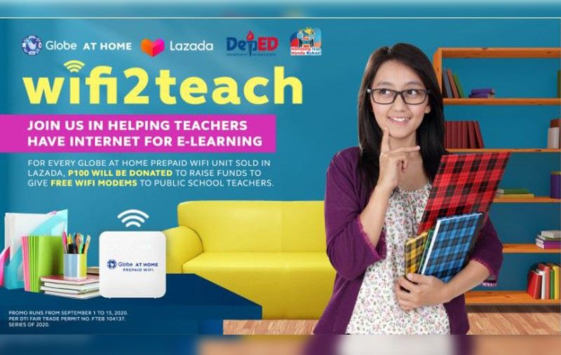 Globe At Home, DepEd equip select public school teachers for digital learning