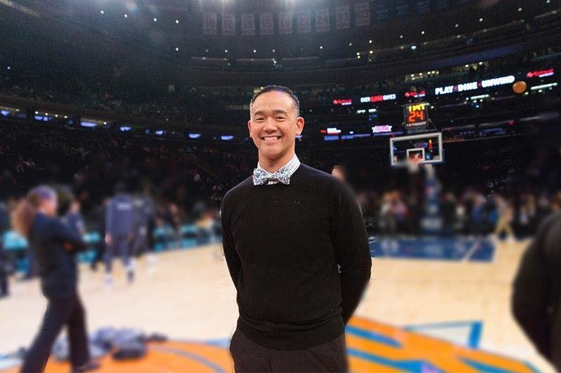 Manifest It: New York Knicks' Filipino therapist's dreams are bigger than basketball