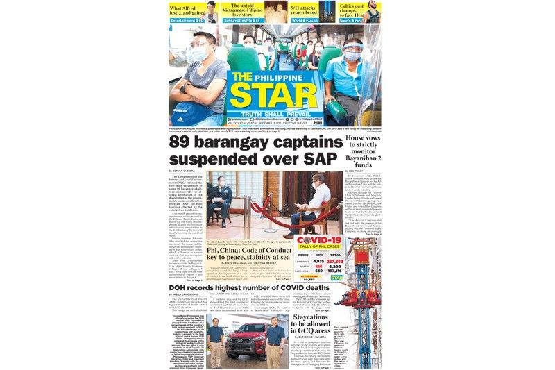 The STAR Cover (September 13, 2020)
