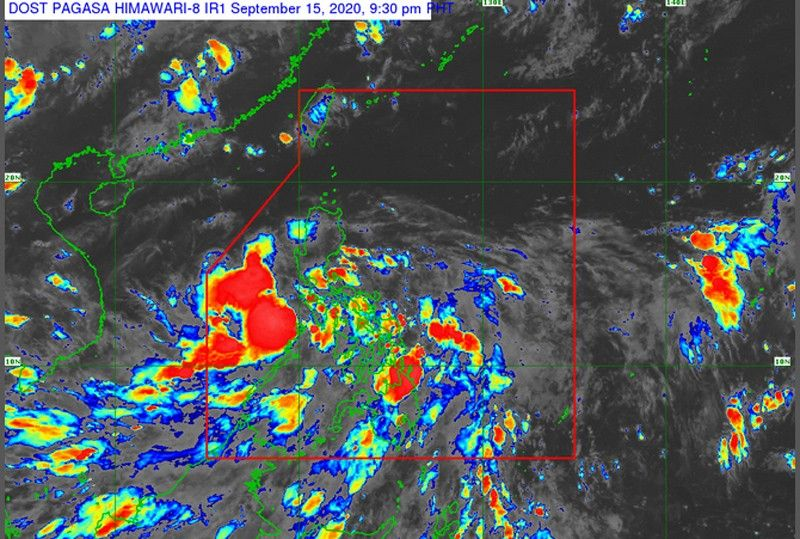 LPA drenches many parts of Philippines