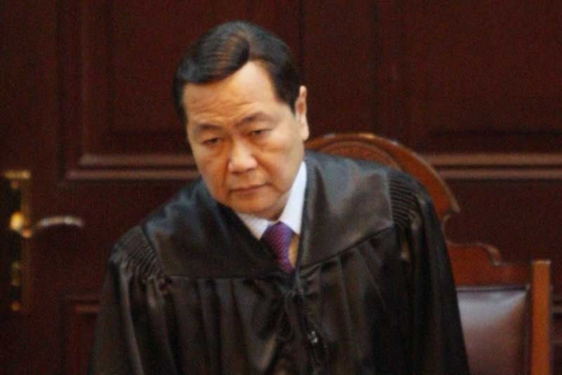 Carpio to act as counsel in ICC case vs Xi