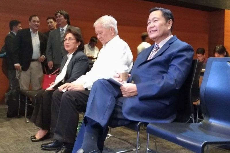 Carpio joins Del Rosario, Morales in ICC complaint vs China