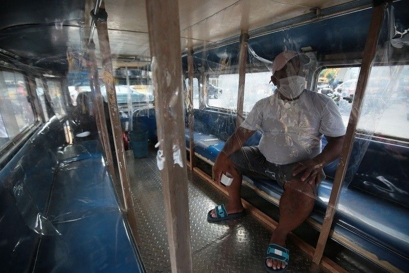 Not enough passengers: PUJs still can�t ply Cebu City