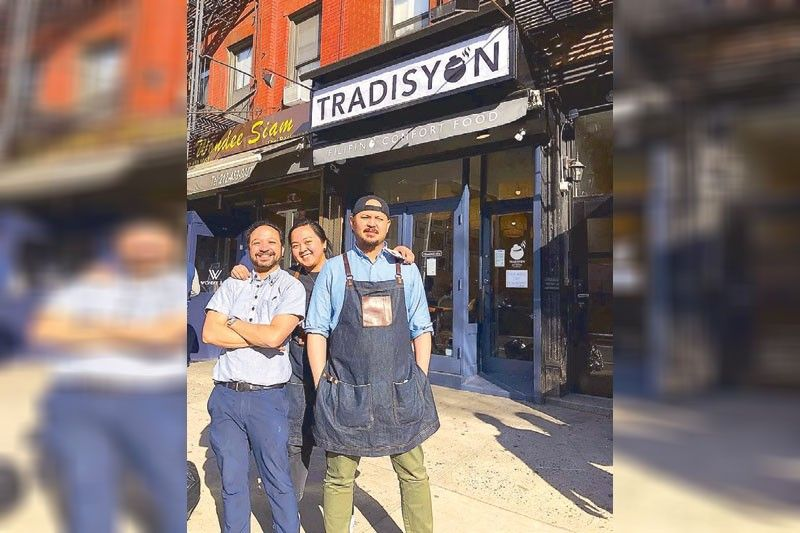 Pinoy tradition lives on in the Big Apple