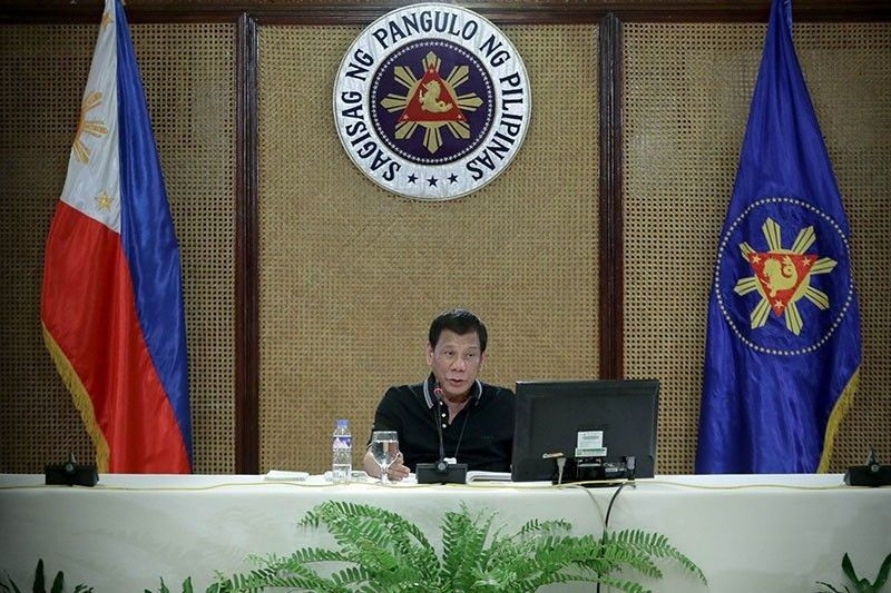 Duterte to extend state of public health calamity