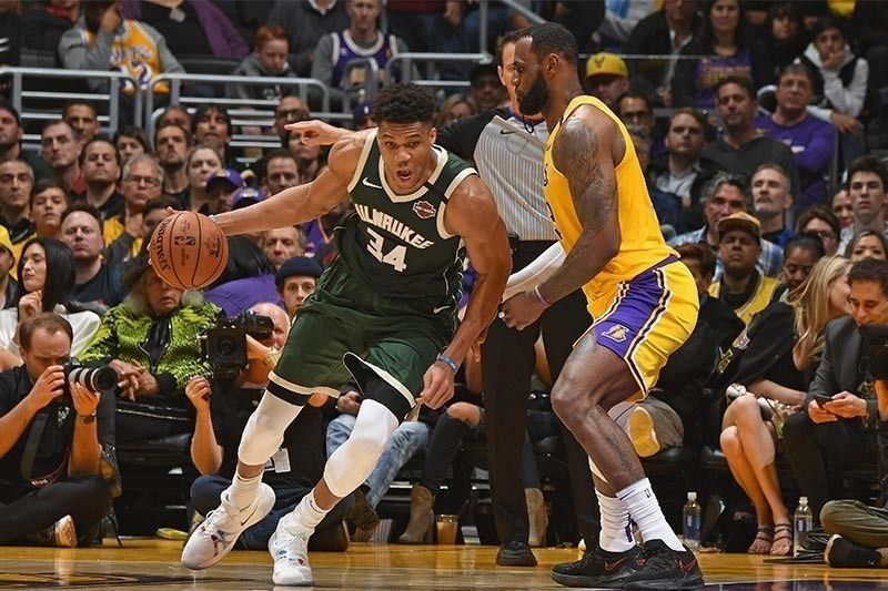 LeBron, Giannis headline 2020 All-NBA First Team