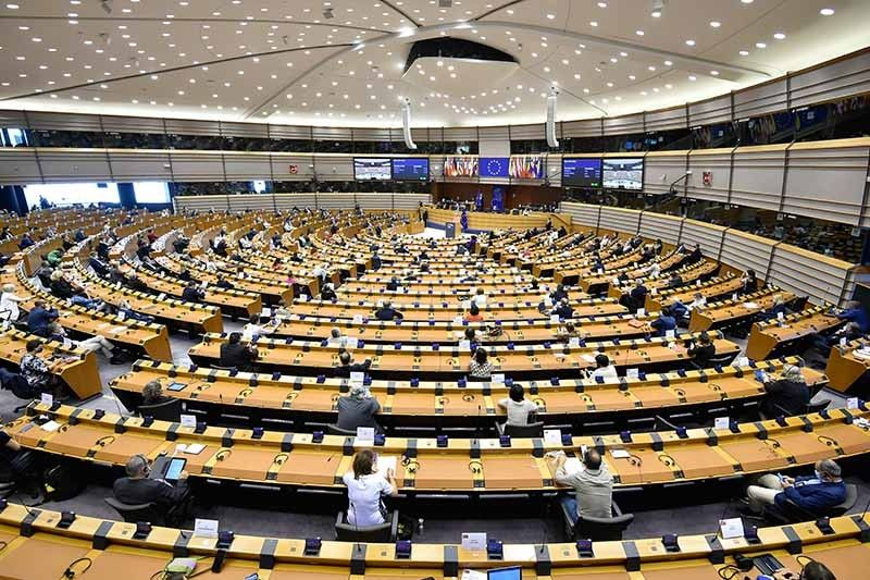 EU Parliament condemns �rapidly deteriorating� state of human rights, press freedom in Philippines